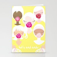 Let's End Endo - It's Ok… Stationery Cards