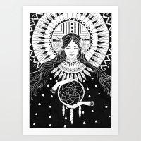 Dream Giver Art Print