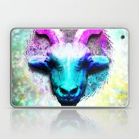 Cyan Thomson's Gazelle A… Laptop & iPad Skin