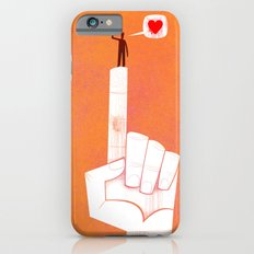 the point is my heart iPhone 6 Slim Case