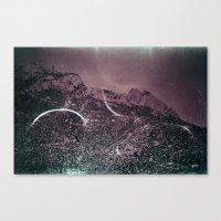 arc Canvas Print