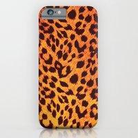 Leopard Pattern iPhone 6 Slim Case