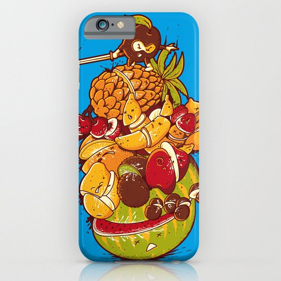 Little Warrior iPhone & iPod Case