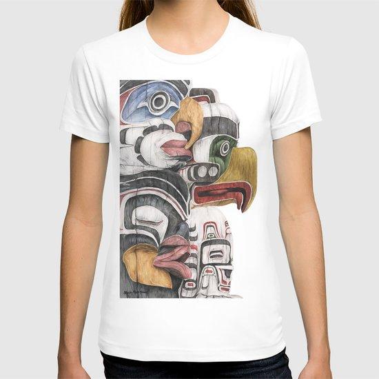 Stanley Park Totems T-shirt