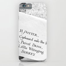 Mail for Harry Potter iPhone 6s Slim Case