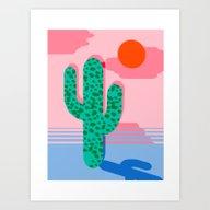 No Foolin - Retro Throwb… Art Print