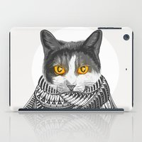 Colder Than I Thought iPad Case