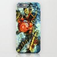 Bioshock Big Sister iPhone 6 Slim Case