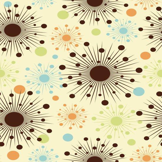 Abstract Pattern III Art Print