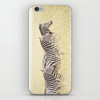 trois::kenya iPhone & iPod Skin