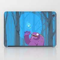 Ghost of Mello Marsh iPad Case