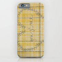 iPhone & iPod Case featuring You & Me by RDelean