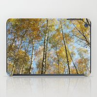 Birch Forest iPad Case