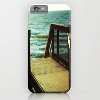 iPhone & iPod Case featuring Seaside Dreaming by manduhpaige