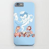 CrashBoomBang iPhone 6 Slim Case