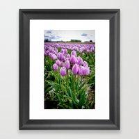 Skagit In Spring Framed Art Print