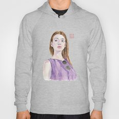 Portrait Of A Fashion Mo… Hoody