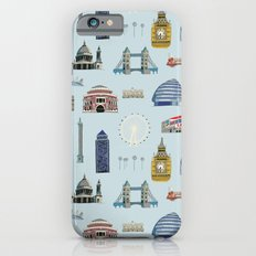 All of London's Landmarks  iPhone 6s Slim Case