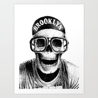 Mars Blackmon Art Print
