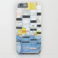 guitar iPhone & iPod Cases featuring Guitar by Nimai VandenBos
