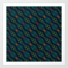 AMAZONIA Art Print