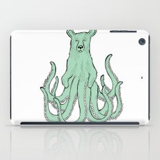 Octobear iPad Case