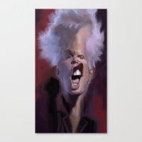 Billy Idol Canvas Print