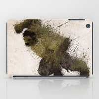 The Angry Man iPad Case