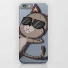Sunbathing Cat iPhone 6 Slim Case