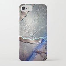 Something blue iPhone 7 Slim Case