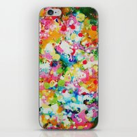 Full abstract iPhone & iPod Skin