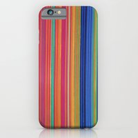 STRIPES 12 iPhone 6 Slim Case