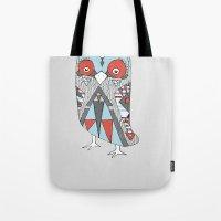 Urban Owlfitters Tote Bag