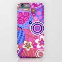 iPhone & iPod Case featuring  Spring Colors by Elena Indolfi