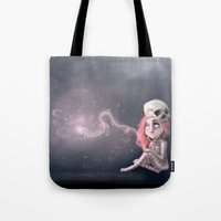 Still Waiting For Someth… Tote Bag