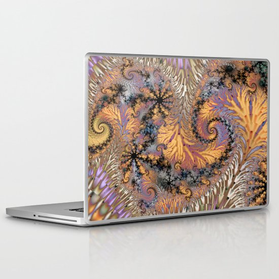 Mandel-Brot Laptop & iPad Skin