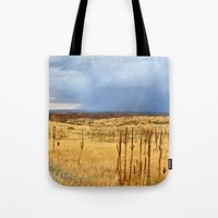 Horsetooth Hills Tote Bag