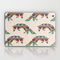Graphic Foxy repeat Laptop & iPad Skin