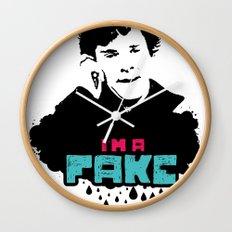 I'm a Fake Wall Clock
