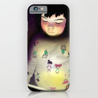 iPhone & iPod Case featuring Digtal Generation by FlyFreshly