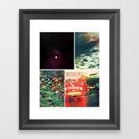 florida noir 002 Framed Art Print