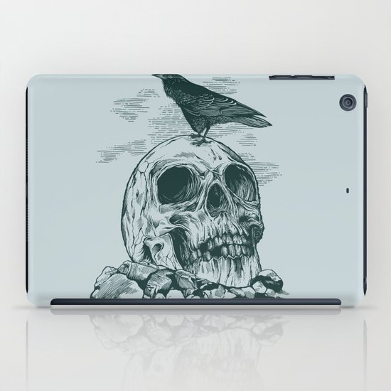 Raven's Cliff iPad Case