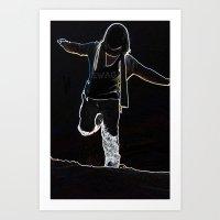 Swag Style Art Print