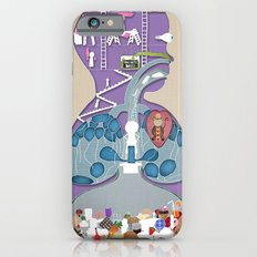 What a child thinks is inside of them iPhone 6 Slim Case