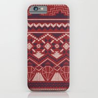CRYSTAL AZTEC   iPhone 6 Slim Case