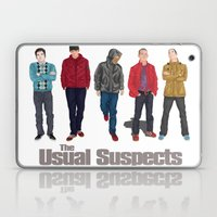The Usual Suspect Casual… Laptop & iPad Skin