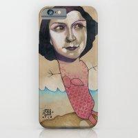 PINK MERMAID iPhone 6 Slim Case