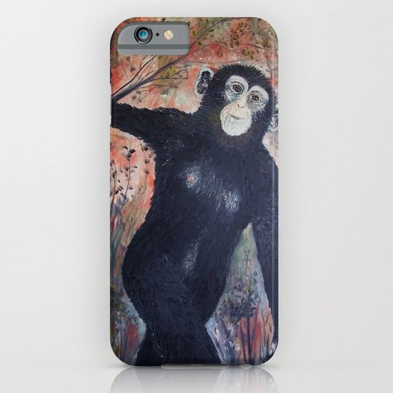Charlie the Chimp iPhone & iPod Case