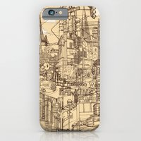 San Francisco! (Dusty) iPhone 6 Slim Case