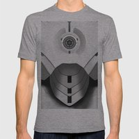 mark vii, new order iron man trooper Mens Fitted Tee Athletic Grey SMALL